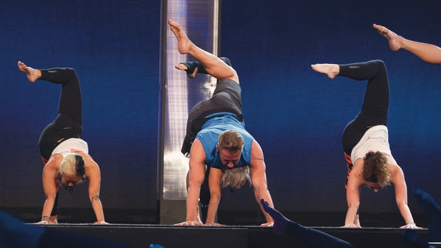 BODYBALANCE 72 Strength