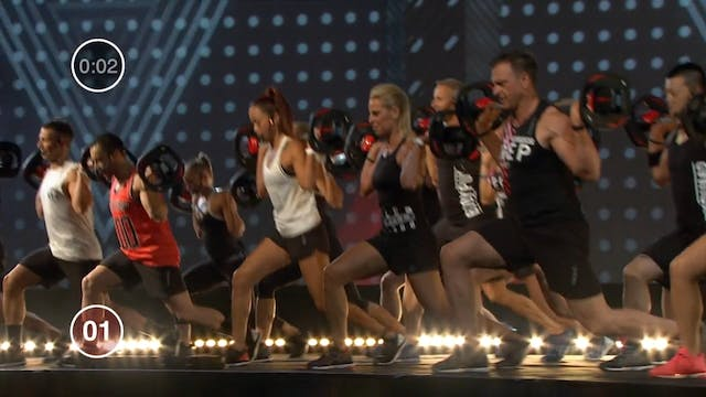 BODYPUMP REMIX #02 Pump It Up