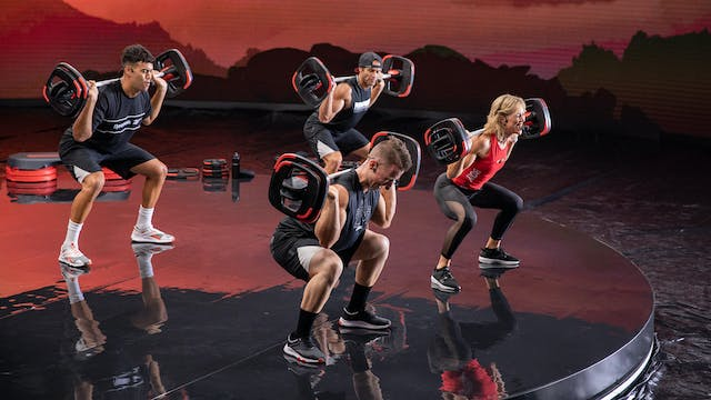 BODYPUMP #114 Lower Body Short - Español