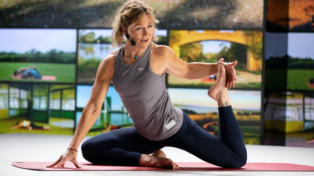 BODYFLOW #90 Flexibility Short
