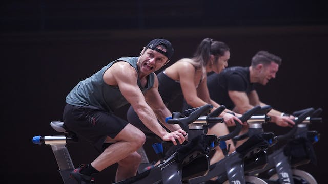 LES MILLS SPRINT #14 WFW