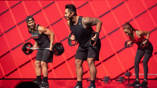 BODYPUMP #111 Upper Body