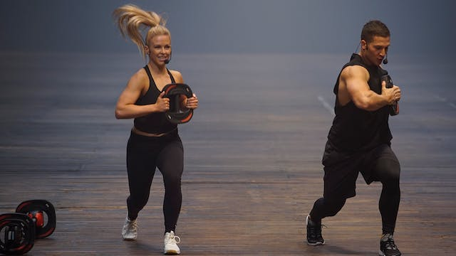 LES MILLS GRIT #20 Strength
