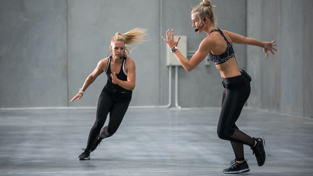 LES MILLS GRIT #21A Athletic Cardio F...