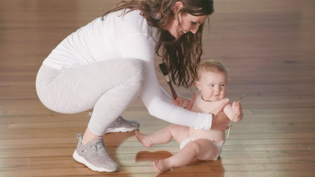 POST-PREGNANCY Lifting After Childbirth