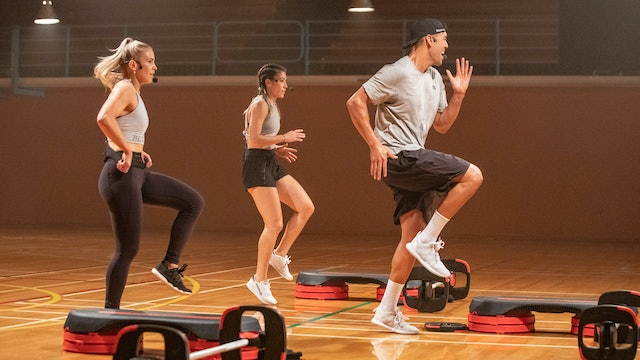 LES MILLS GRIT #30 Athletic