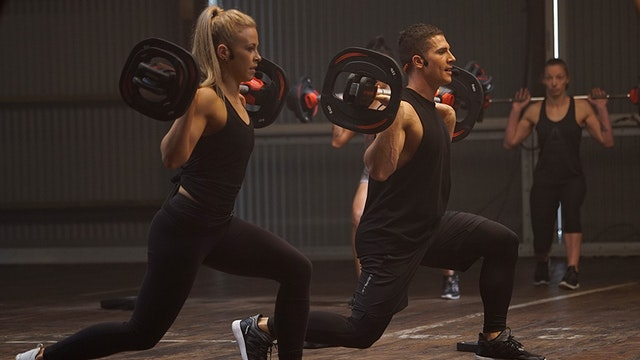 LES MILLS GRIT #20 Strength Short