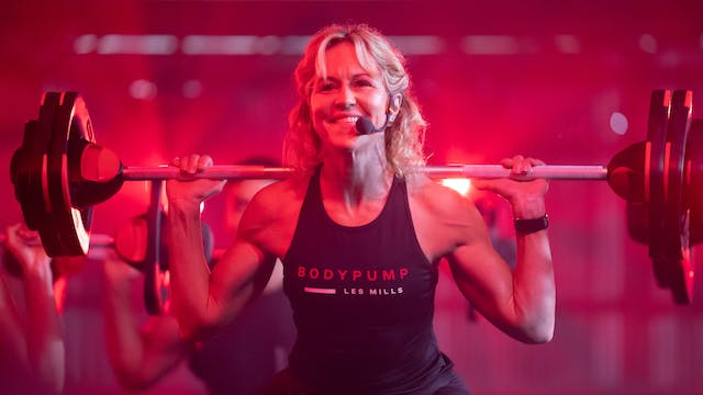BODYPUMP REMIX 30 min