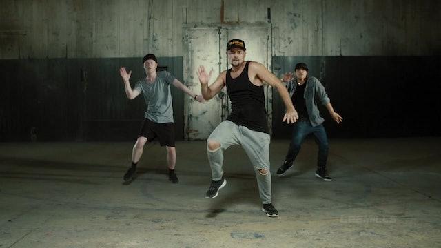 LES MILLS DANCE Hip Hop #01