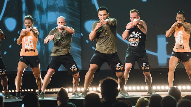 BODYCOMBAT COOLDOWN #02
