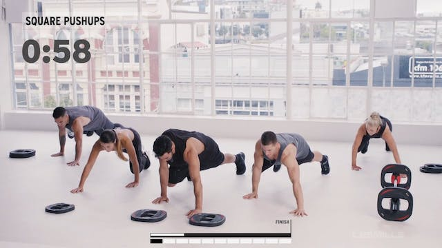 LES MILLS TRAINING #01 Strength