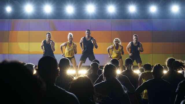 BODYATTACK ANTHEMS REMIX - LML London...