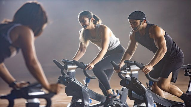 GETTING STARTED WITH LES MILLS SPRINT...