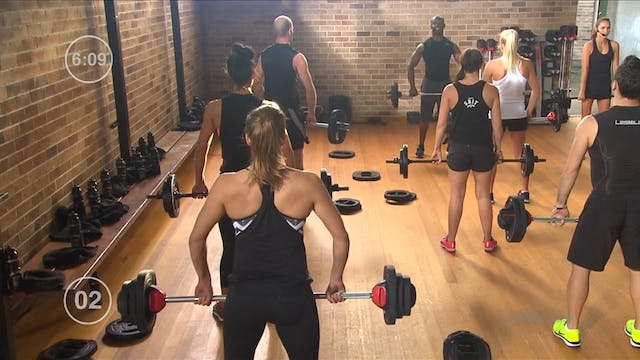 LES MILLS GRIT #06 Strength