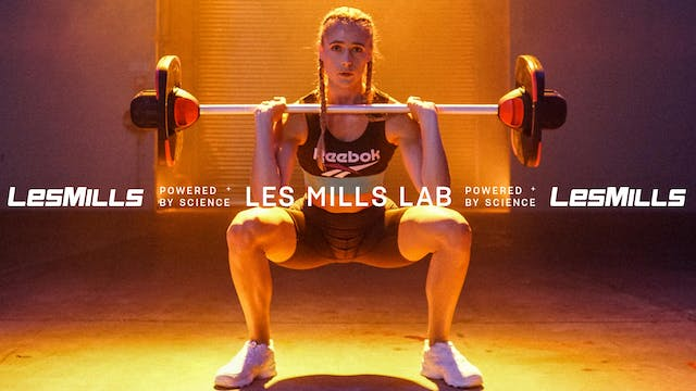Powered by science: LES MILLS GRIT