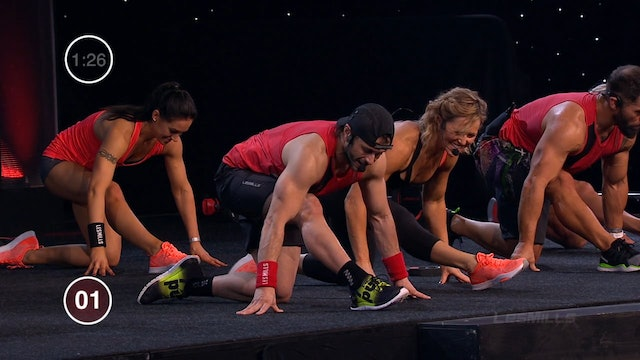 BODYPUMP COOLDOWN #02