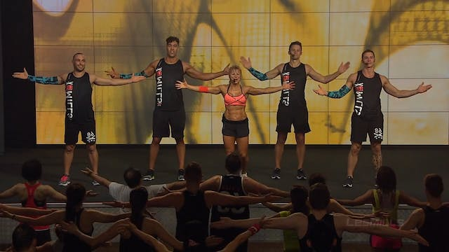 BODYATTACK COOLDOWN #01