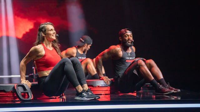 BODYPUMP REMIX 55 min