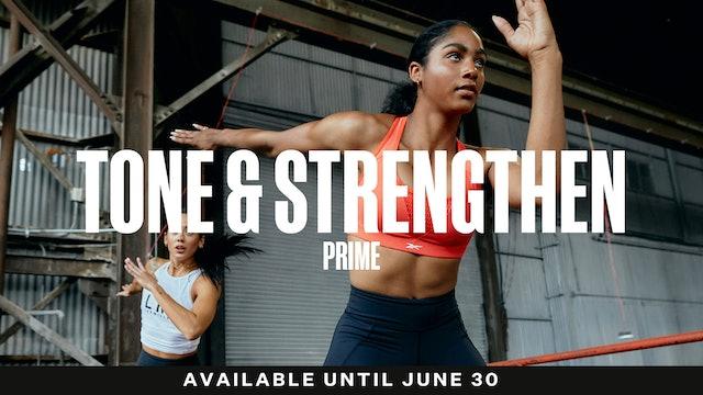 LEAN STRENGTH – 3 workouts a week