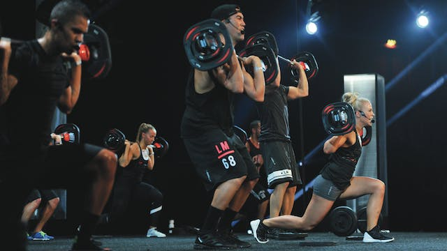 LES MILLS GRIT #16 Strength