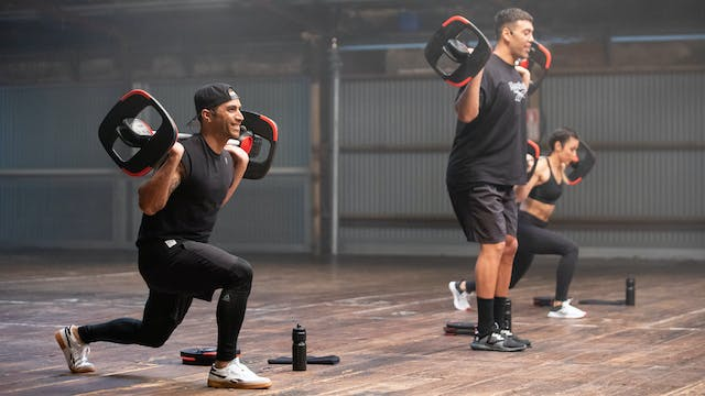 LES MILLS GRIT #31 Strength