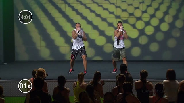 BODYCOMBAT REMIX #03 Kick Power