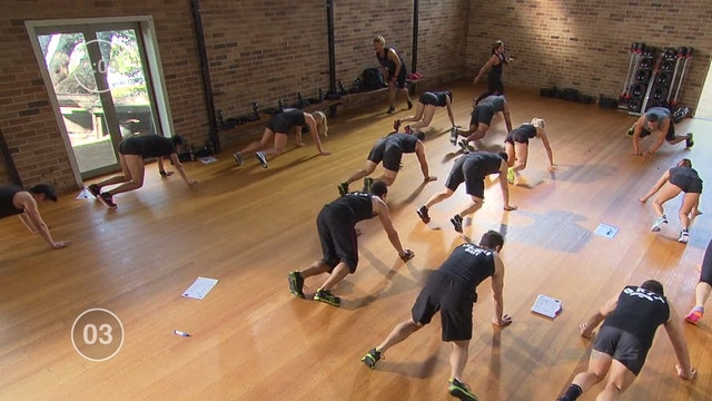 LES MILLS GRIT Cardio #05 Express