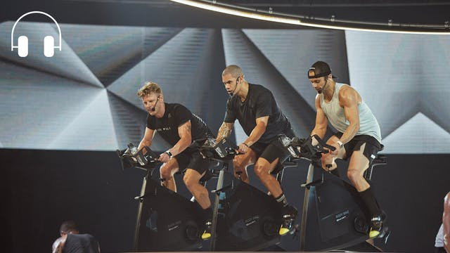 LES MILLS SPRINT #11 Audio