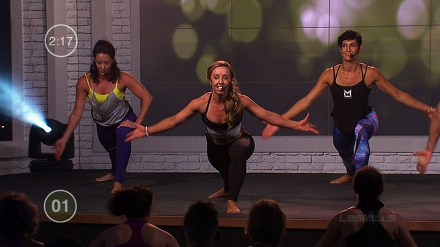 4. BODYBALANCE/BODYFLOW #73 Strength