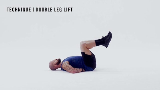 LES MILLS TECHNIQUE: Double Leg Lift