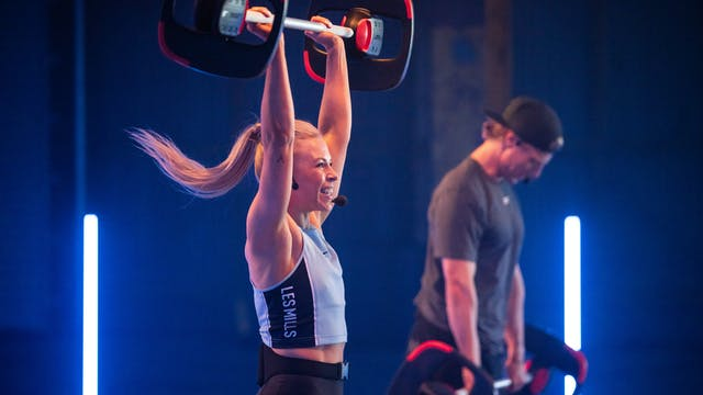 LES MILLS GRIT #32 Strength