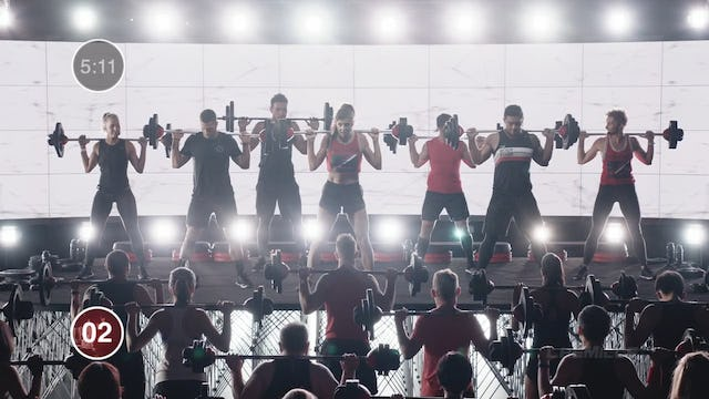 BODYPUMP #103 Express