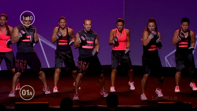 BODYCOMBAT #64 Express - BODYCOMBAT - LES MILLS ON DEMAND