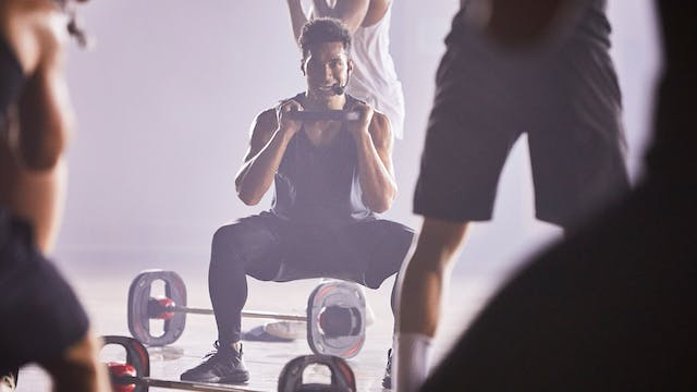 LES MILLS GRIT #22 Strength