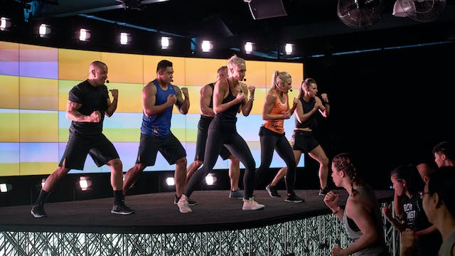 BODYCOMBAT Kick Power #02