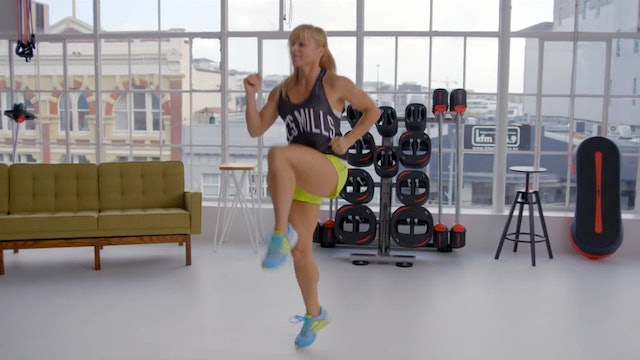 LEARN THE MOVES: High Knee