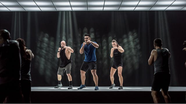 GETTING STARTED WITH BODYCOMBAT #04