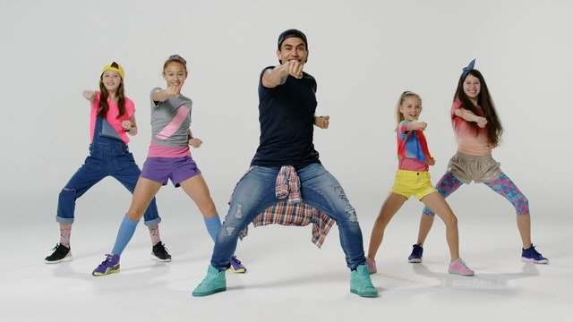 BORN TO MOVE #10 (8-12) Activity Chal...