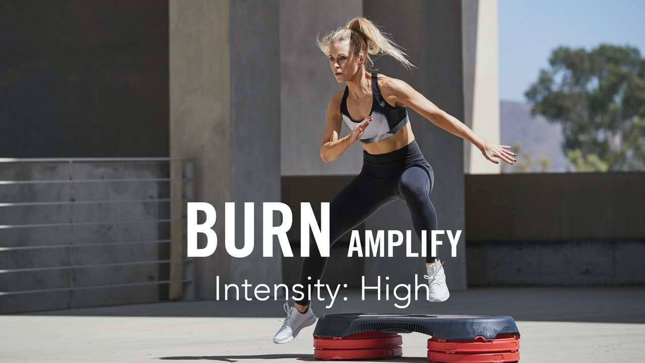 CALORIE BURN – 6 workouts a week