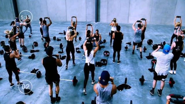 LES MILLS GRIT #21 Strength