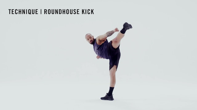 LES MILLS TECHNIQUE: Roundhouse Kick
