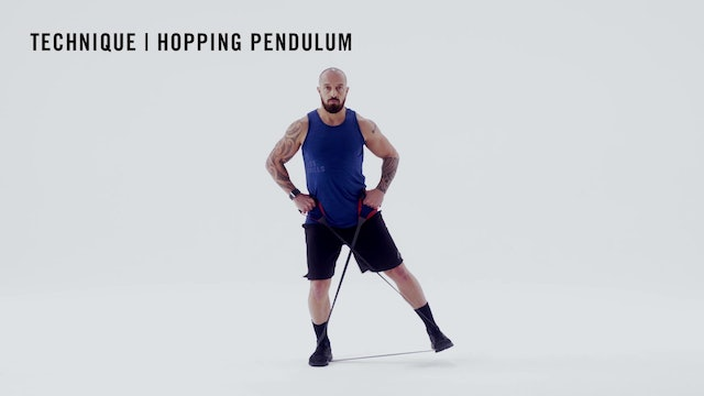 LES MILLS TECHNIQUE: Hopping Pendulum