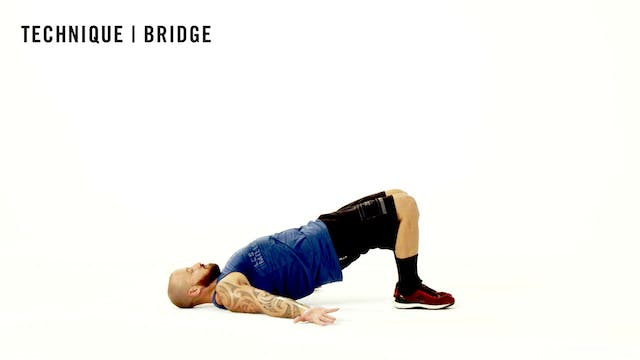 LES MILLS TECHNIQUE: Bridge