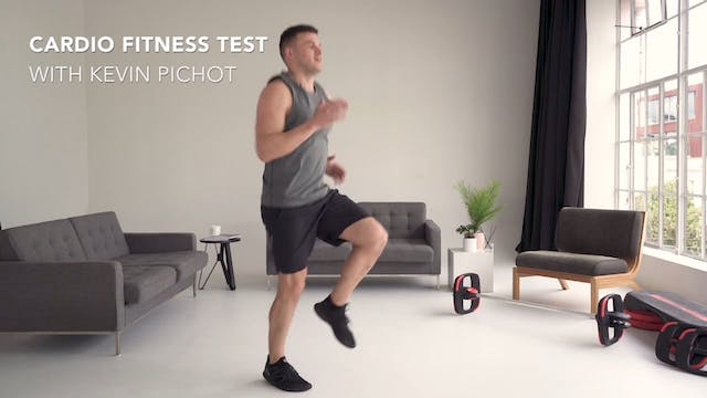 Cardio Fitness Test: Level 1 Moves