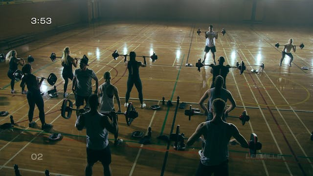 GETTING STARTED WITH LES MILLS GRIT #...