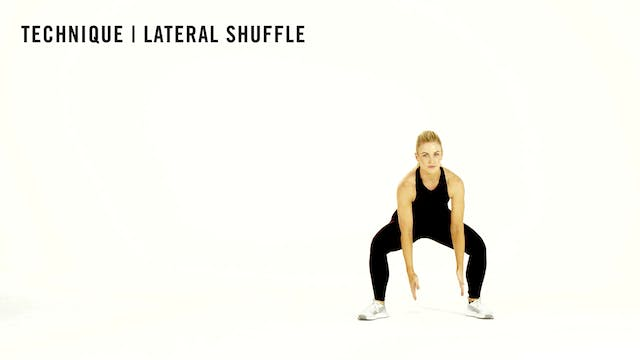 LES MILLS TECHNIQUE: Lateral Shuffle