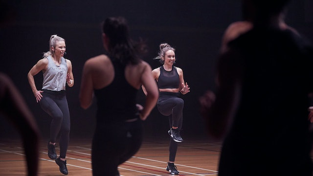 LES MILLS GRIT #27 Cardio WFW