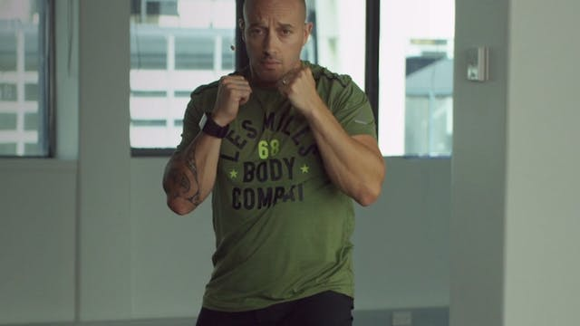 BODYCOMBAT TUTORIAL: Beginner
