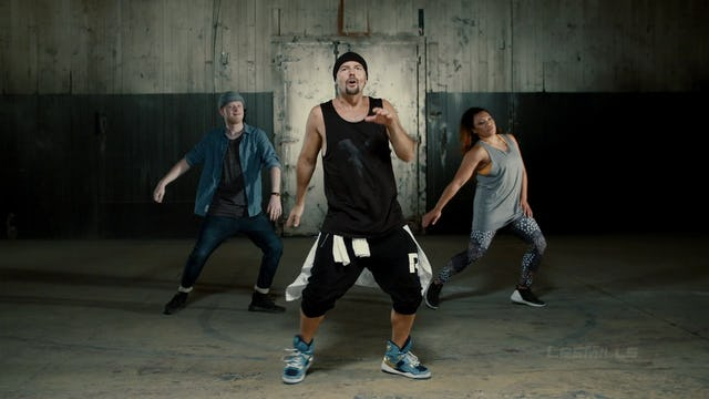 LES MILLS DANCE Contemporary