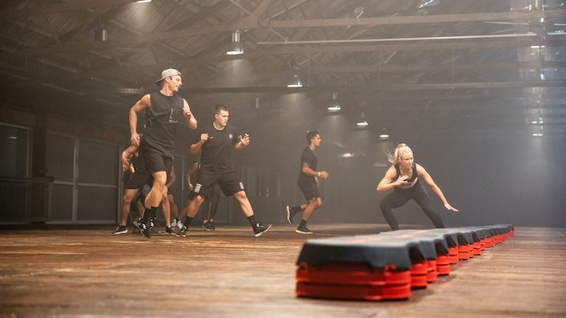 LES MILLS GRIT #31 Athletic